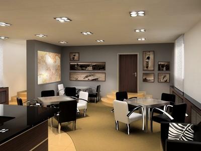 Дизайн офиса банка