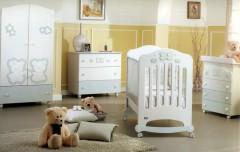 Первая детская комната малыша