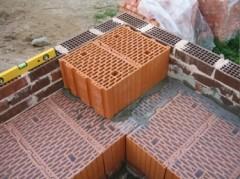 Теплота керамических блоков Braer
