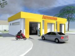 Строительство современных автомобильных моек