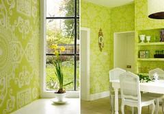 В квартире, оформленной в скандинавском стиле, всегда много света