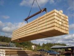 Популярные деревянные материалы для строительства