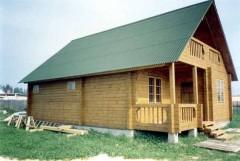 Этапы строительства деревянного дома под ключ