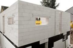 Пенобетон для строительства загородных домов