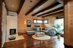 Мебель в дизайне интерьера гостиной