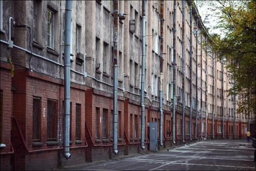 Казусы Питерской архитектуры
