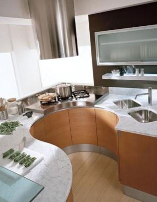 Правильный выбор мебели для малогабаритной кухни.