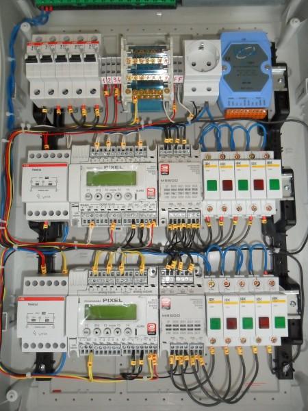 Схема автоматики вентиляции зданий: только к специалистам ...: http://tvoidizain.ru/?p=11780