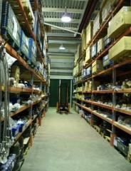 Типы складских помещений