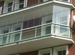 Остекление жилых домов