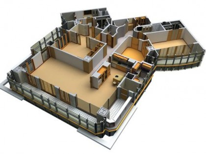 ArchiCAD - для дизайна интерьера
