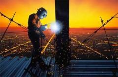 Монтаж технологических металлоконструкций