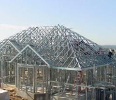 Применение металлоконструкций в строительстве