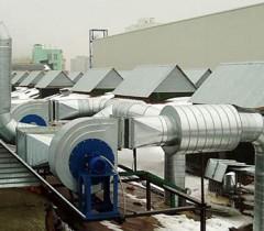 Ремонт вентиляционных систем