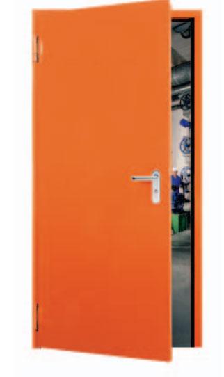 двери огнестойкие металлические дешево