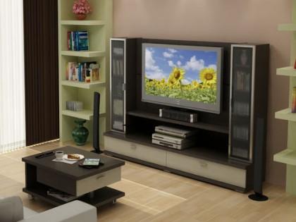 Советы по выбору мебели для телевизоров