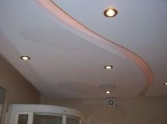 потолок из СМЛ