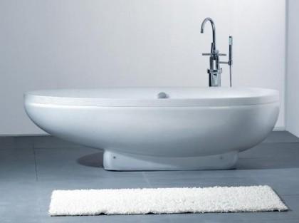 Акриловые ванны - десять преимуществ.