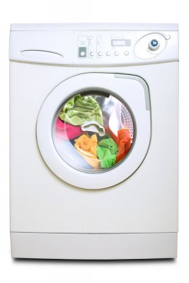 Если из стиральной машины течет вода