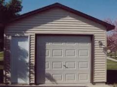 Строительсво дачного гаража