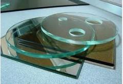 как вырезать отверстие в стекле