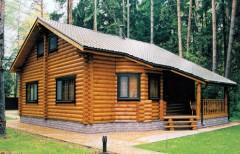 архитектурные проекты деревянных домов