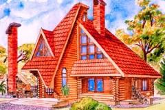 новые проекты домов и коттеджей