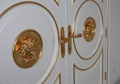 Варианты входных дверей