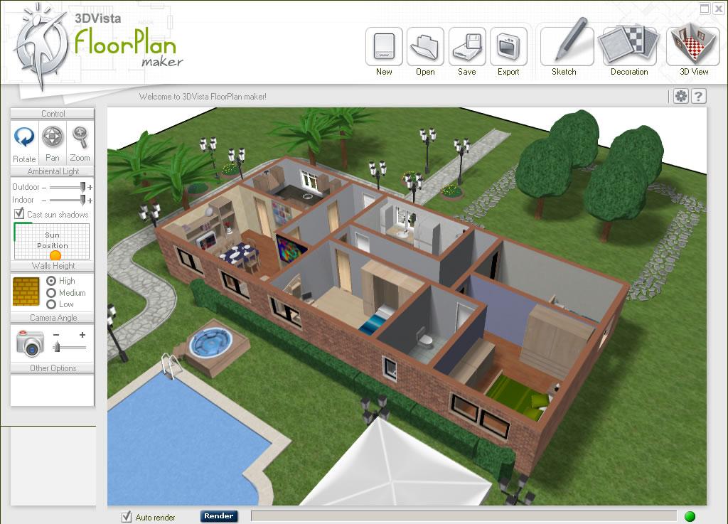 Программа для проектирования дома своими руками