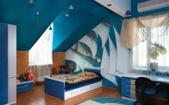 детская мебель роспись