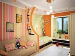 Интерьер детской комнаты: грамотный подход