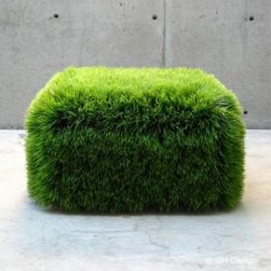 Вот такой газон