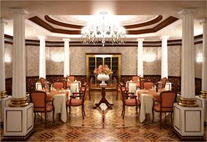 Проектирование интерьера ресторана