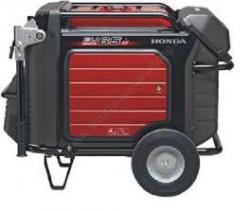 Бензиновый генератор Honda eu65is
