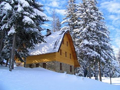 Защита дачи на зимний период