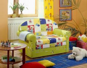 Правила выбора детского дивана