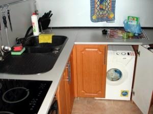Где установить стиральную машину?