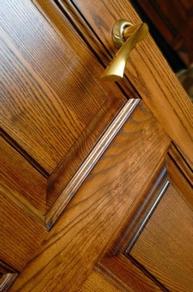 Разновидности дверных полотен
