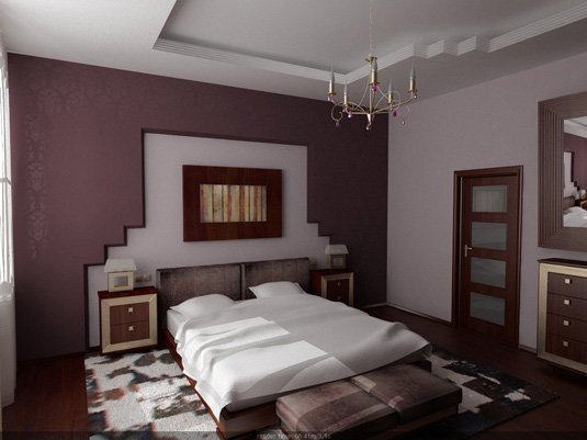 Дизайн спальной комнаты дизайн