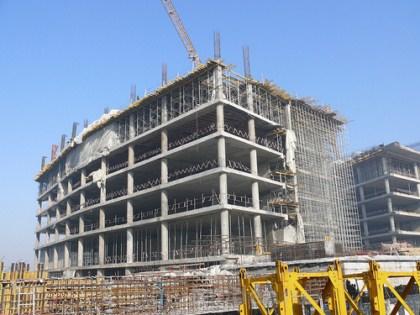 В современном строительстве