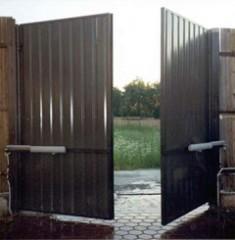 Особенности автоматических ворот