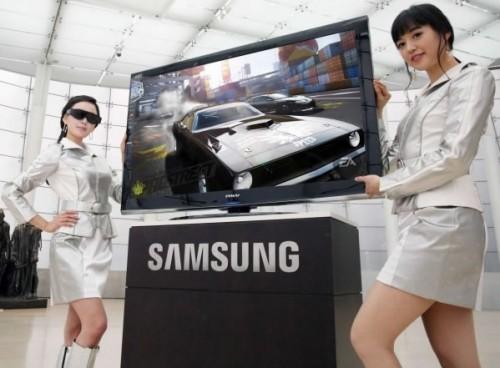 3D телевизоры Samsung