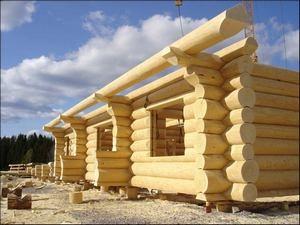 Преимущества строительства деревянных домов