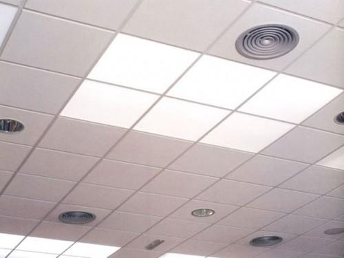 акустические подвесные потолки