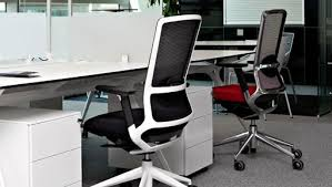 Armchairs for offices