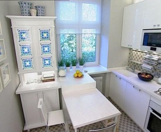 Кухонной мебели предлагает массу