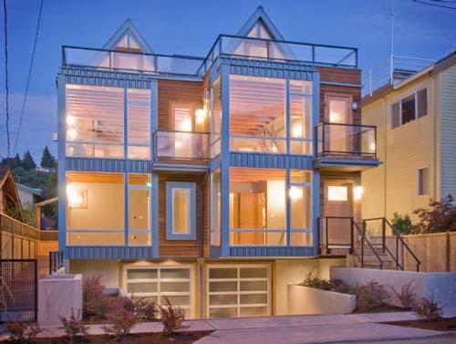 Отделка фасадов домов своими руками