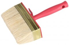 Brush - squeegee blade