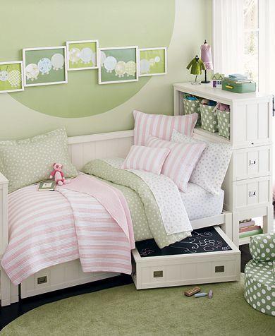 стиль детской комнаты