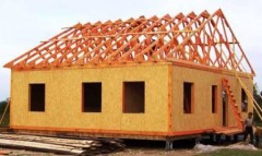 Construction of private homes